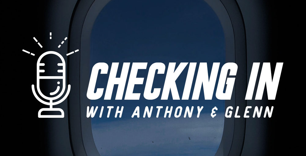 Checking In logo